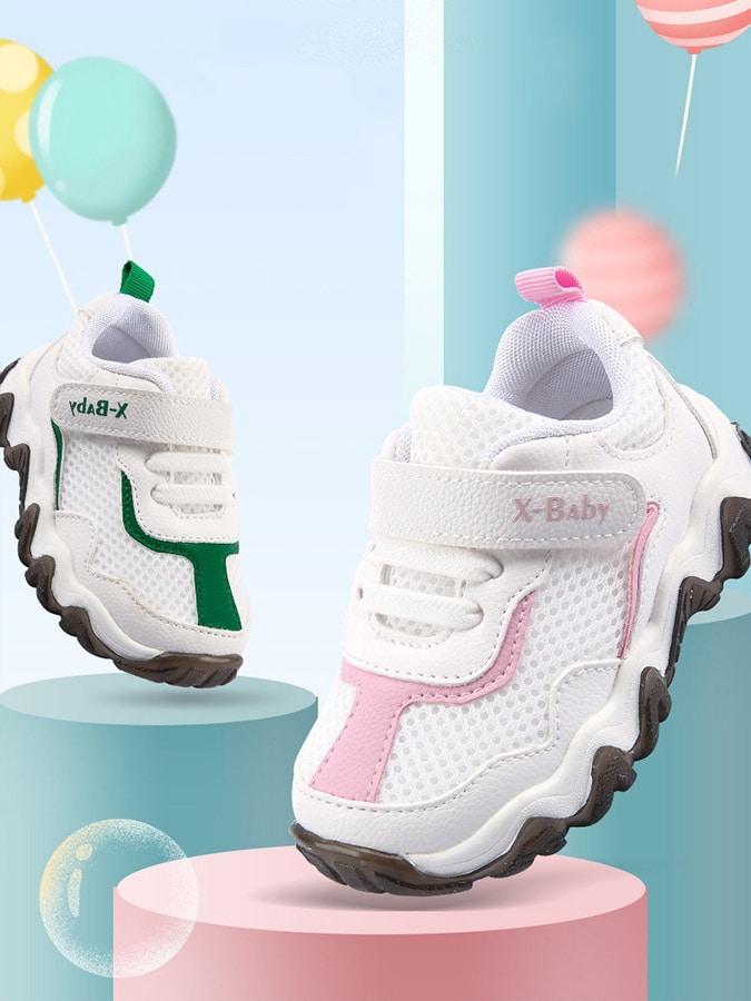 童鞋.XBABY大底機能兒童運動鞋.童裝