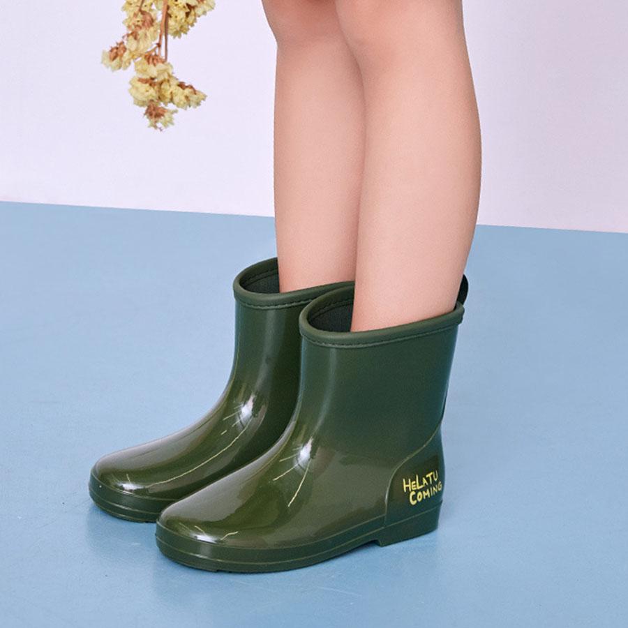 童鞋.防水防滑繽紛亮面中筒兒童雨鞋,,,Y4010214,童鞋.防水防滑繽紛亮面中筒兒童雨鞋,