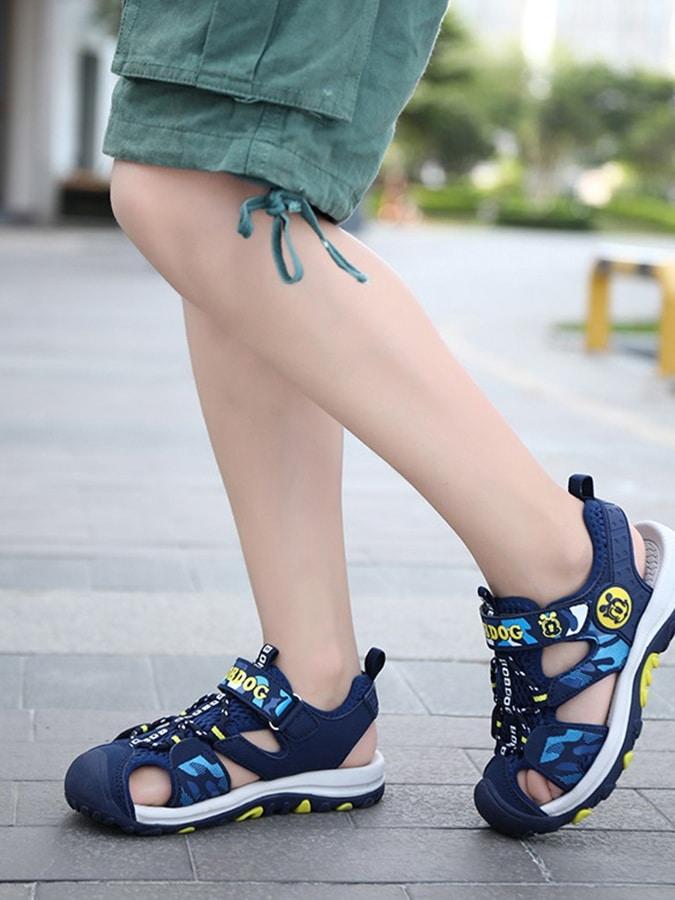童鞋.兒童護腳趾氣墊沙灘涼鞋.童裝,,,Y4040002,童鞋.兒童護腳趾氣墊沙灘涼鞋.童裝,