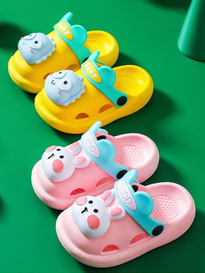 童鞋.小恐龍後腳跟可調節涼拖鞋.童裝,,,Y4040011,童鞋.小恐龍後腳跟可調節涼拖鞋.童裝,